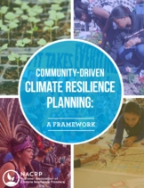Community-Driven Climate Resilience Planning: A Framework (2017)