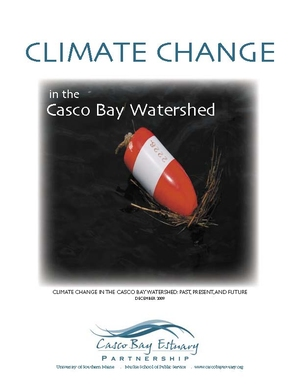 Climate Change in the Casco Bay Watershed