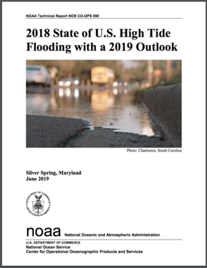 2018 State of U.S. High Tide Flooding with a 2019 Outlook