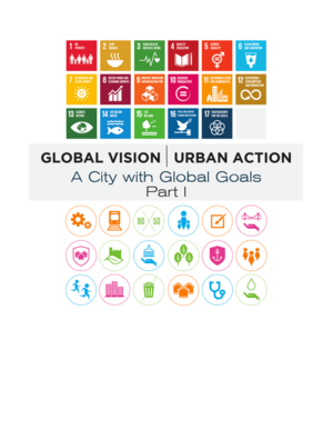 A City With Global Goals Part I and Part II