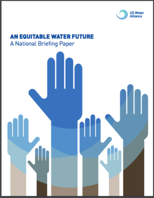 An Equitable Water Future - A National Briefing Paper