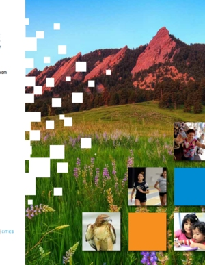 City of Boulder, Colorado Resilience Strategy