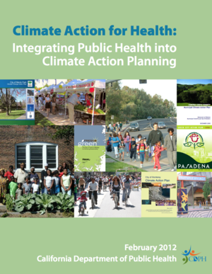 Climate Action for Health: Integrating Public Health into Climate Action Planning