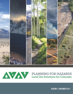 Planning for Hazards: Land Use Solutions for Colorado