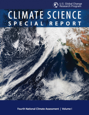 Climate Science Special Report - 4th National Climate Assessment, Volume I
