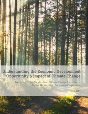 Understanding the Economic Development Opportunity & Impact of Climate Change