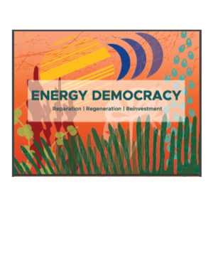 The Energy Democracy Scorecard and Flipbook