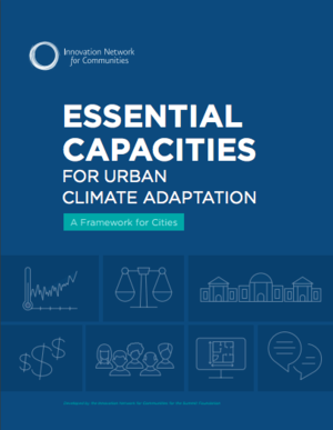 Essential Capacities for Urban Climate Adaptation