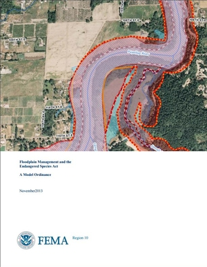 Floodplain Management and the Endangered Species Act (A Model Ordinance)