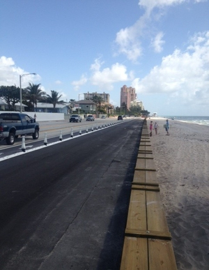 Fort Lauderdale, Florida - Highway A1A Redesign Project