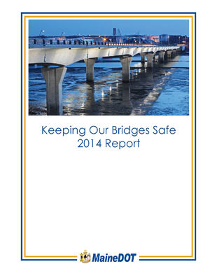 Maine Department of Transportation – Bridge Scour Management