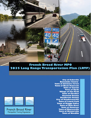French Broad River MPO Long Range Transportation Plan – Climate Change Chapter