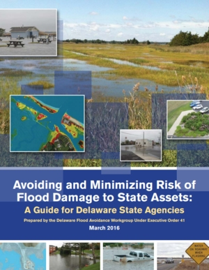 Avoiding and Minimizing Risk of Flood Damage to State Assets: A Guide for Delaware State Agencies