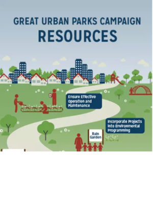 Green Stormwater Infrastructure in Parks - Grant Opportunity