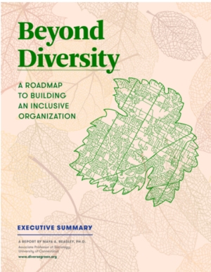 Beyond Diversity: A Roadmap to Building an Inclusive Organization