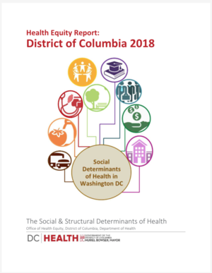 Health Equity Report for the District of Columbia 2018