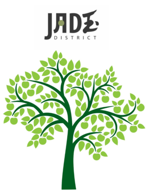 Jade District Greening Initiatives - Portland, Oregon