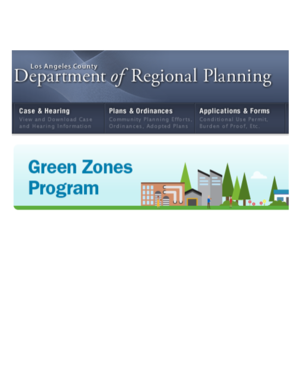 LA Green Zones Program: Groundtruthing
