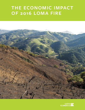The Economic Impact of the 2016 Loma Fire
