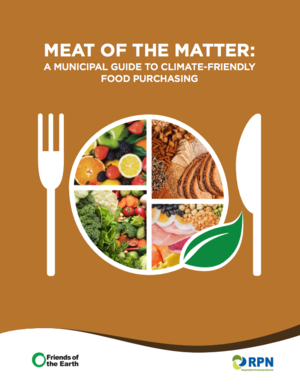 Meat of the Matter: A Municipal Guide to Climate-Friendly Food Purchasing