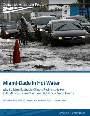 Miami-Dade in Hot Water: Why Building Equitable Climate Resilience is Key to Public Health and Economic Stability in South Florida