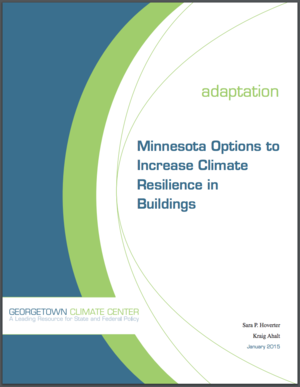 Minnesota Options to Increase Climate Resilience in Buildings