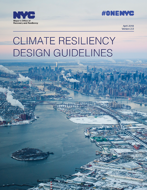 New York City Climate Resiliency Design Guidelines