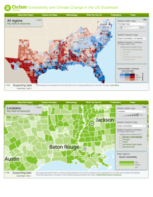Vulnerability and Climate Change in the U.S. Southeast