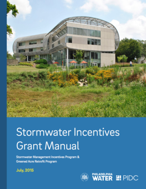 City of Philadelphia Stormwater Incentives/ Grants