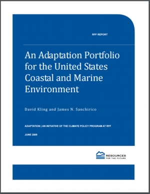 An Adaptation Portfolio for the United States Coastal and Marine Environment