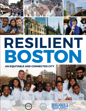 Resilient Boston: An Equitable and Connected City