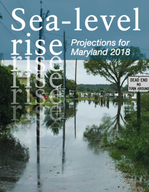 Sea-level Rise: Projections for Maryland 2018