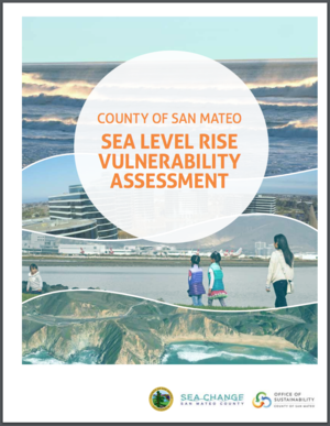 County of San Mateo, California Sea Level Rise Vulnerability Assessment