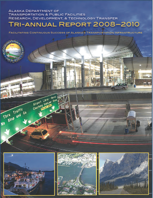 Impacts of Climate Change in Flood Frequency Analysis for Transportation Design in Alaska