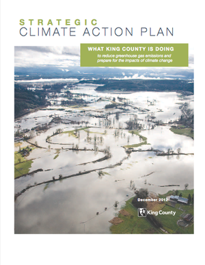 King County, Washington 2012 Strategic Climate Action Plan