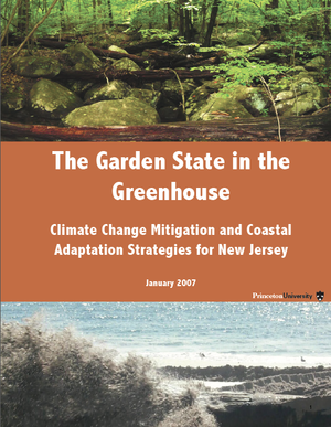 The Garden State in the Greenhouse - Climate Change Mitigation and Coastal Adaptation Strategies for New Jersey