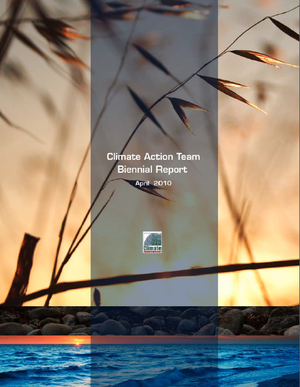 California Climate Action Team Biennial Report - 2009 CAT Report