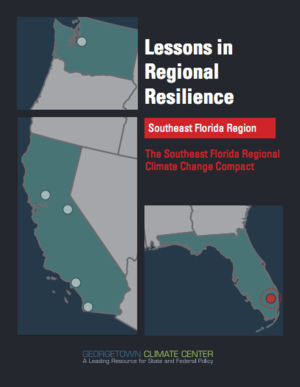 Case Study on The Southeast Florida Regional Climate Change Compact