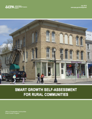 Smart Growth Self-Assessment for Rural Communities
