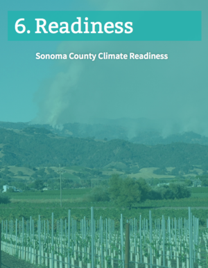 Sonoma County, California Climate Readiness Plan - Climate Action 2020 and Beyond