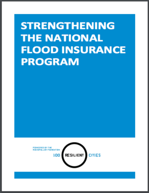 100RC - Strengthening the National Flood Insurance Program