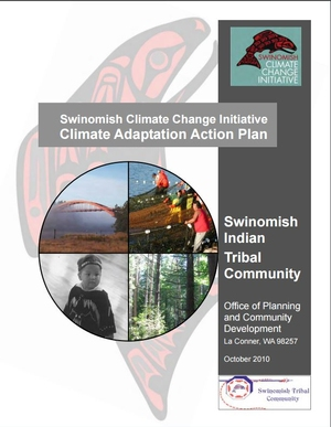Swinomish Climate Change Initiative: Climate Adaptation Action Plan