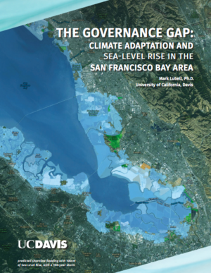 The Governance Gap: Climate Adaptation and Sea-Level Rise in the SF Bay Area