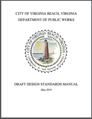 Virginia Beach Public Works Design Standards Manual - Sea Level Rise and Precipitation Adjustments for Stormwater Management Design