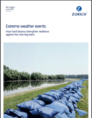 Extreme weather events: How hard lessons strengthen resilience against the next big event