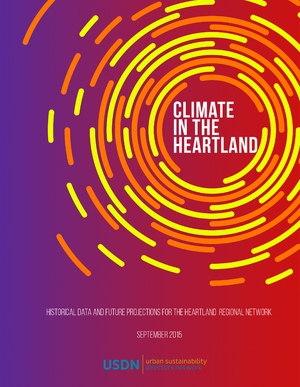 Climate in the Heartland: Historical Data and Future Projections for the Heartland Regional Network