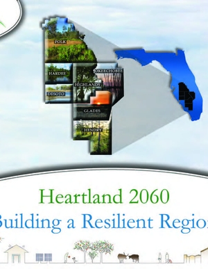 Heartland 2060 - Building a Resilient Region Plan (Central Florida)