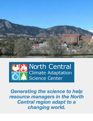 North Central Climate Adaptation Science Center